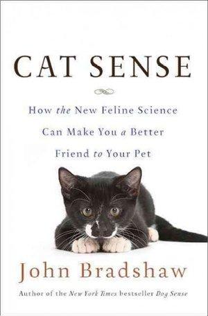 Couverture du livre de John Bradwshaw Cat Sense