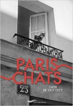 Image de la photo de couverture de Paris Chats aux éditions Parigramme.