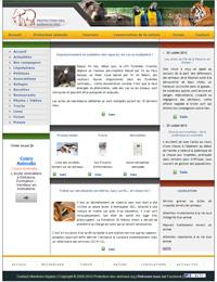 Protection-des-Animaux.org un site pour les défenseurs de la cause animal.