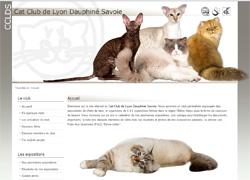 Exposition de chats 2013 à Lagnieu les 4 et 5 mai 2013 organisée par le CCLDS