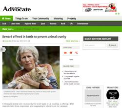 Une initiative à imiter pour lutter contre les tueurs de chats