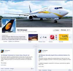 Jet Airways se dit désolé après la mort du chat James Dean