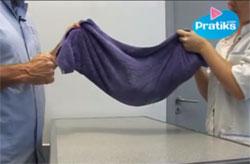 Vidéo : Comment transporter un chat blessé...