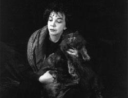 Léonor Fini et ses 17 chats une source d'inspiration inépuisable.