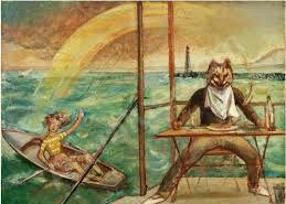 Balthus doit sa précocité dans l\'art de la peinture à son chat Mitsou
