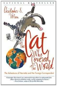 Henrietta, la chatte qui a « couvert » le monde de ses reportages...