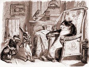 Jean de La Fontaine plus rat que chat...