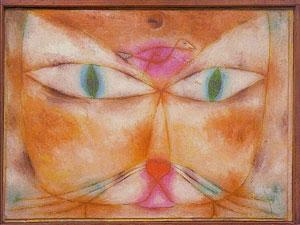 L'Ange Blanc le chat préféré de Paul Klee