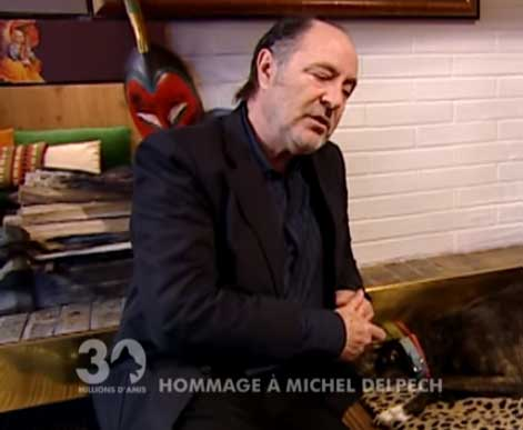 Avec la disparition de Michel Delpech, les animaux perdent un grand défenseur de la cause animal.